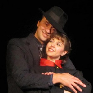 "with Robert Minshall, ""Guys&Dolls"""